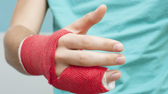 آسیب های پزشکی