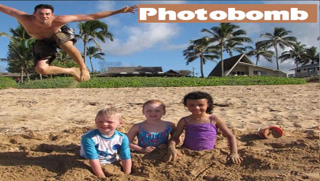 اصطلاح روز Photobomb