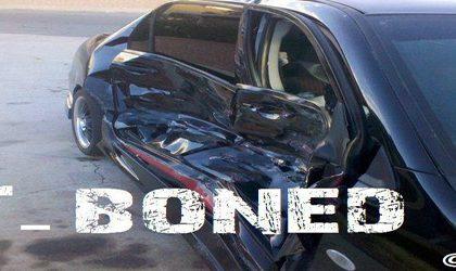 اصطلاحات مربوط به تصادف – بخش اول